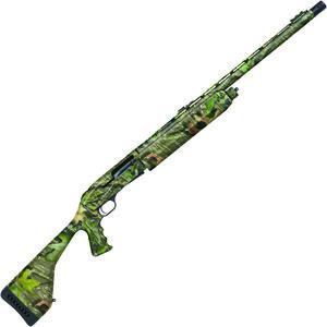"Mossberg Model 930 Turkey 12 Gauge Semi Auto Shotgun 24"" Barrel 3"" Chamber 4 Rounds FO Sights Synthetic Pistol Grip Stock MO Obsession Camo"