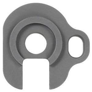 Midwest Industries Mossberg 500/590 End Plate Adapter Right Hand Loop Sling Mount Aluminum Black