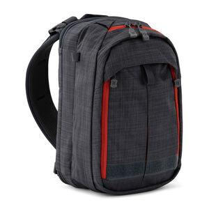 Vertx Tactical Bag Transit Sling 2.0 Heather Black And Mars Red F1 VTX5041 HBK/MRD