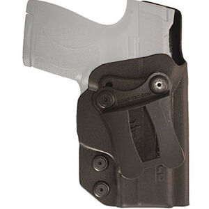 Comp-Tac Infidel Max Holster fits S&W Shield EZ 9/40 IWB Right Handed Kydex Black