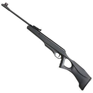 "Diana Model Eleven .177 Caliber Break Barrel Air Rifle 16.5"" Barrel 575 fps Single Shot FO Sights Synthetic Stock Blued Finish"