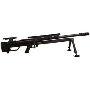 "Steyr HS50 M1 Mtn .50 BMG 24"" Heavy Barrel 5 Rounds Black"