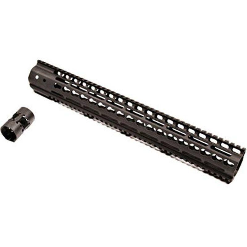 "Noveske N4 Hybrid NHR AR-15 Free Float Handguard 16.7"" Keymod Aluminum Black 05000462"