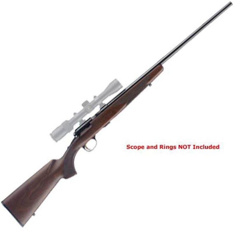 "Browning T-Bolt Sporter Bolt Action Rimfire Rifle .22 WMR 22"" Polished Blued Barrel 10 Rounds Walnut Stock Satin Finish 025175204"