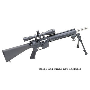 "Les Baer M4 Civilian AR-15 Semi-Auto Rifle, .223 Rem, 16"" Barrel, 20 Rounds, Black"