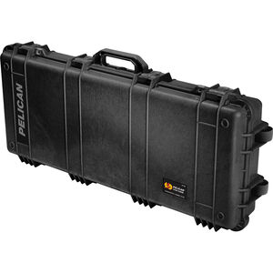 "Pelican Protector Long Case 35.8""x13.5""x5.3"" High Impact Polymer Black"