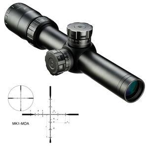 Nikon M-TACTICAL 1-4X24 Riflescope MK1-MOA MT Reticle Fixed Parallax Matte Black