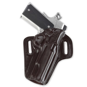 """Galco Concealable Belt Holster 1911s 4"""" Barrels Right Hand Havana Brown CON266H"""