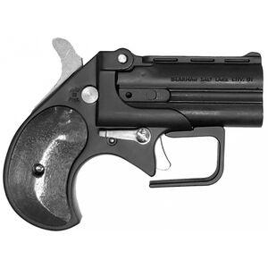 "Bearman Big Bore Derringer w/Guard 9mm Luger 2.75"" Barrel Pistol 2 Rounds Black Grips Matte Black Finish"