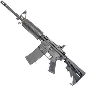 "Colt LE6920 M4 Carbine AR-15 Semi Auto Rifle 5.56 NATO 16.1"" Heavy Barrel 30 Rounds Polymer Hand Guard Collapsible Stock Matte Black"