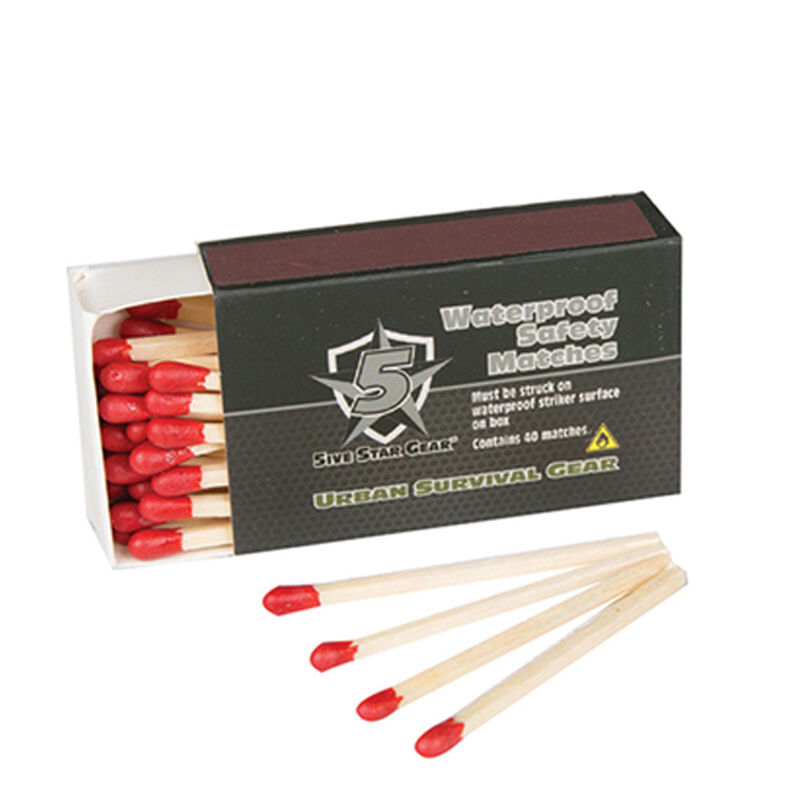 5ive Star Gear Waterproof Matches