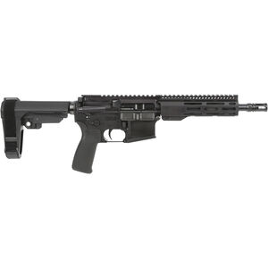 "Radical Firearms .300 Blackout AR-15 Semi Auto Pistol 8.5"" Barrel 30 Rounds 7"" Free Float M-LOK FCR Handguard SB-Tactical Pistol Brace Black"