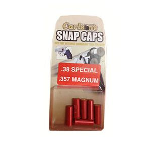 Carlson's Snap Cap .38 Special 6 Pack 00057