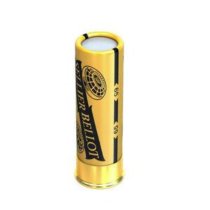 "Sellier & Bellot Paper Hulls 20 Gauge Shotshells 10 Rounds 2 1/2"" #1 Shot 1 Ounce Felt Wads V180492U"