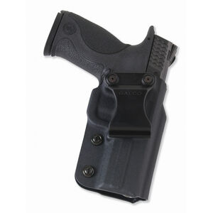 Galco Triton Ruger LCR .38 Inside Waistband Holster Right Hand Kydex Black TR300