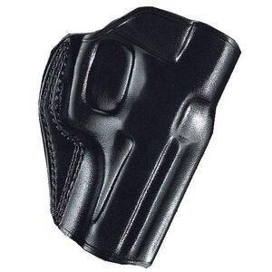 Galco Stinger Belt Holster S&W J Frame Revolver Right Hand Leather Black Finish SG158B