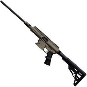 "TNW Aero Survival Semi Auto Rifle 9mm Luger 16"" Barrel 33 Rounds Collapsible Stock Aluminum OD Green"