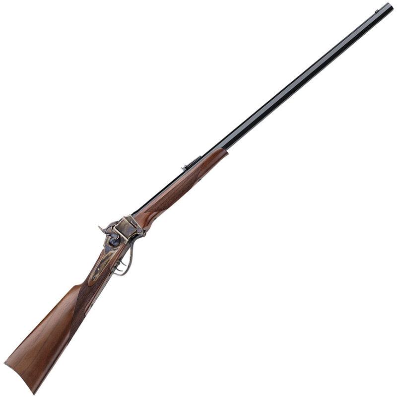 "Davide Pedersoli 1874 Sharps Sporting #3 Falling Block Rifle .45-70 Govt 32"" Octagonal Barrel 1 Round Single Shot Walnut Stock Case Hardened/Blued"
