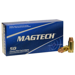 Magtech .45 ACP Ammunition 50 Rounds FMJ SWC 230 Grains 45B