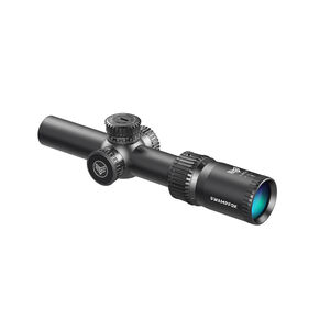 Swampfox Tomahawk 1-4X24 LPVO Rifle Scope Spear Duplex Reticle ATK14241-D