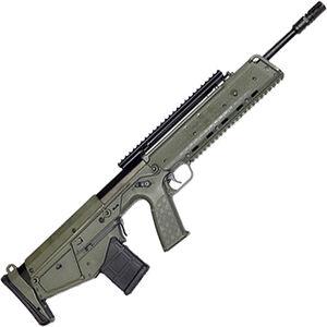 "Kel-Tec RDB Hunter 5.56 NATO Semi Auto Bullpup Rifle 20"" Barrel 20 Round AR-15 Magazine Ambidextrous Design OD Green Polymer Stock Black Finish"