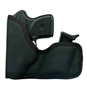 Desantis Ruger LCP, Keltec P3AT Nemesis Cargo Pocket Holster Black
