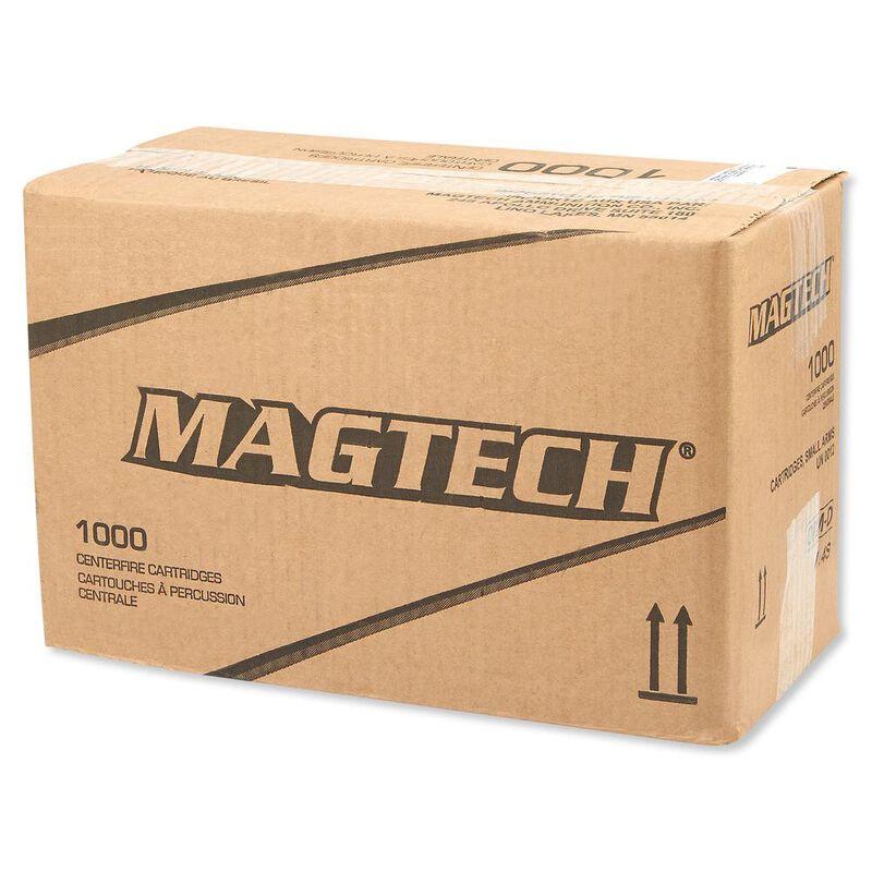 Magtech 9mm Luger Ammunition 1000 Rounds 115 Grain Full Metal Jacket 1135fps