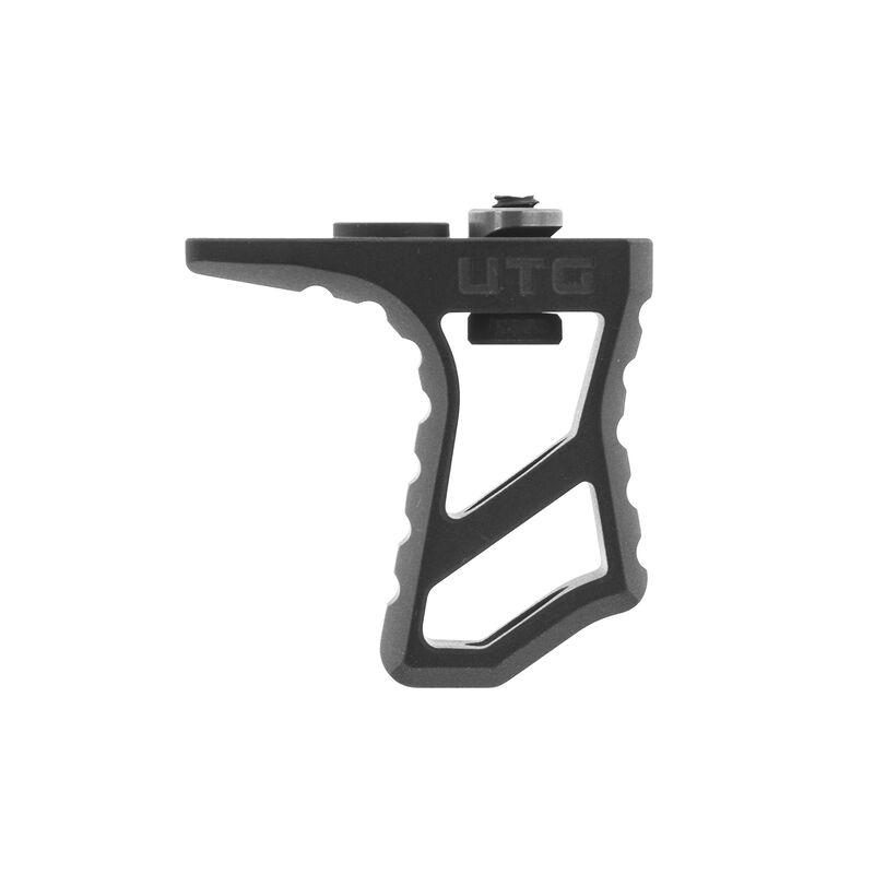 UTG Keymod Ultra Slim Handstop, Matte Black