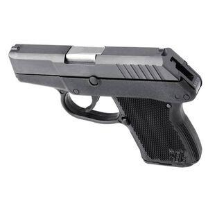"Kel-Tec P-3AT Semi Automatic Pistol .380 ACP 2.7"" Barrel 6 Rounds Blued Slide Black Polymer Frame"