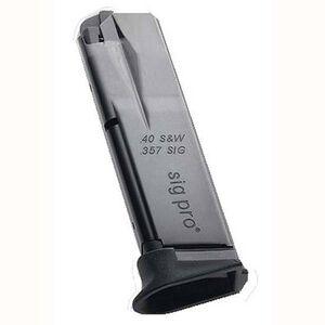 SIG Sauer SP2022 Magazine .40 S&W 10 Rounds Steel Black MAG-2022-43-10