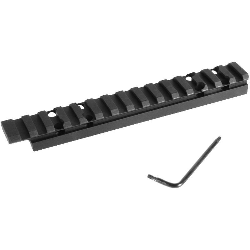 EGW Browning X-Bolt Short Action Picatinny Rail Scope Mount 0 MOA Aluminum Matte Black