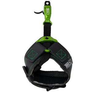 B3 Archery Release Rival Dual Jaw Flex Connector Black/Green