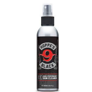 Hoppe's Black Gun Gleaner 6 oz Pump Bottle