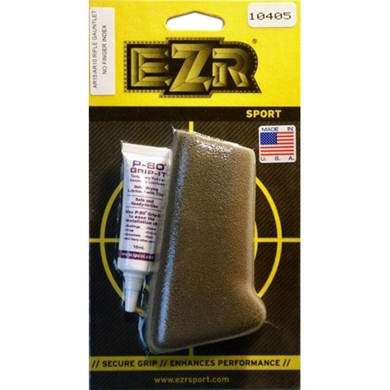 EZR Sport AR Magazine Grip Sleeve Sorbothane FDE
