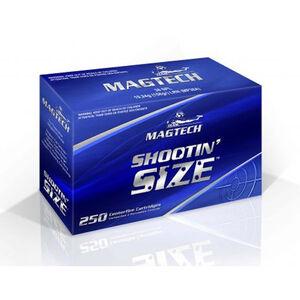 Magtech .357 Magnum Ammunition 250 Rounds SJSP 158 Grains MP357A