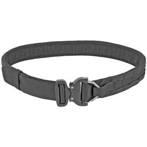 "Eagle Industries Operator Gun Belt Cobra Buckle D-Ring Attachment MOLLE 39""-44"" Black"