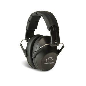 Walker's Game Ear Pro Earmuffs Black GWPFPM1BC