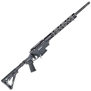 "Savage 10 Ashbury Precision Bolt Action Rifle 6.5 Creedmoor 24"" Barrel 5 Rounds Collapsible Folding Stock Black"