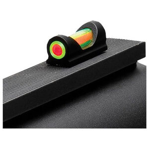 TRUGLO Fat Bead Dual Color Fiber Optic Shotgun Sight 3-56 Thread Red/Green TG948BD