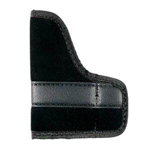Bulldog Cases Small Inside Pocket Holster Mini Autos Ambidextrous Nylon Black BD-IPS