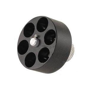 HKS .32 H&R Magnum Six Round Speedloader For J Frame S&W/Ruger SP101/Taurus Revolvers Polymer Black 32J