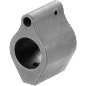 "DoubleStar AR-15 Low Profile Gas Block .750"" Diameter Steel Black"