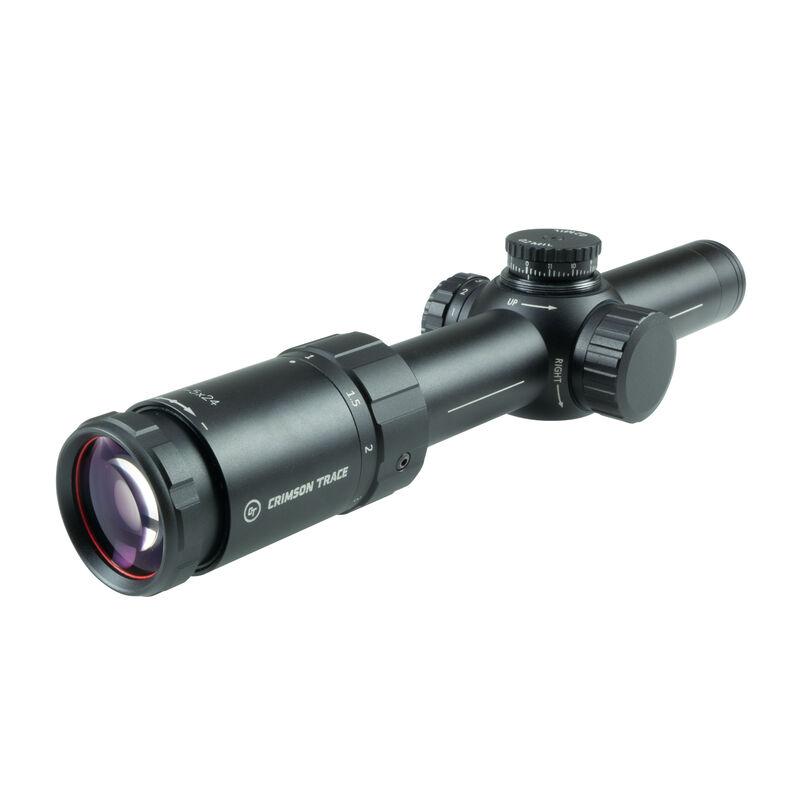 Crimson Trace 3 Series 1-5x24mm Tactical Riflescope CTL-3105