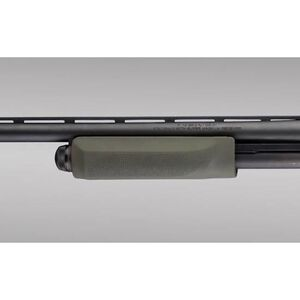Hogue, Remington 870 OverMolded Forend, Synthetic Rubber, Black
