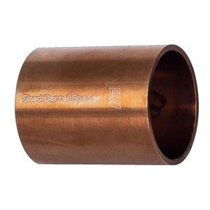 Rugged Suppressor Obsidian 45/9 Fixed Barrel Spacer Copper Natural Finish