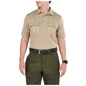 5.11 Tactical Men's Class A Uniform Short Sleeve Polo
