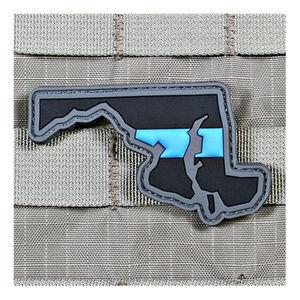 Violent Little Machine Shop Thin Blue Line State Maryland