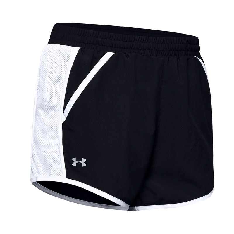 Under Armour Women's Fly-By Running Shorts Polyester