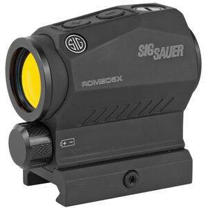 SIG Sauer Romeo5 X Red Dot Sight 2 MOA Red Dot Reticle AAA