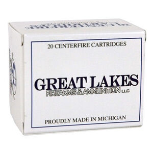 Great Lakes .44 Rem Mag 180 Grain XTP JHP 20 Round Box